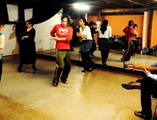La ética de la danza